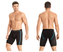 41904 Hawai Men's Boxer Briefs Color Black