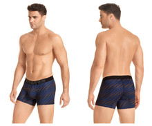 41921 Hawai Men's Boxer Briefs Color Purple