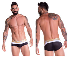 0704 JOR Men's Soho Briefs Color Black