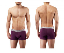 41948 Hawai Men's Boxer Briefs Color Grape