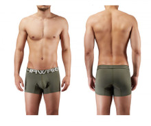 41948 Hawai Men's Boxer Briefs Color Military Green
