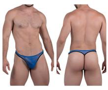 8059 Pikante Men's Rich Thong Color Blue