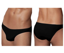 1281-BLK Doreanse Men's Hang-loose Bikini Brief Color Black