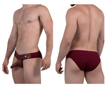 8730 Pikante Men's Non-Stop Castro Briefs Color Grape