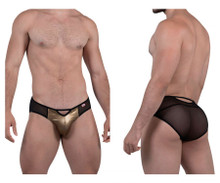 8732 Pikante Men's Stage Briefs Color Black