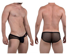 8734 Pikante Men's Sounds Briefs Color Black