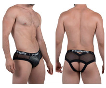 9299 Pikante Men's Private Jockstrap Color Black