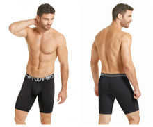41852 Hawai Men's Boxer Briefs Color Black