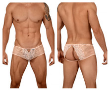 99429 CandyMan Men's Tangerine Brief Color Pink