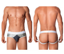 2009 PPU Men's Jockstrap Color Gray