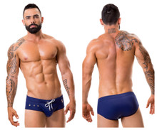 0288 JOR Men's Hot Swim Briefs Color Blue