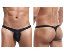 JSIFT02 Joe Snyder Men's Infinity Thong Color Black