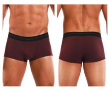 554568-602 Papi Men's Feel It Brazilian Trunks Color Red
