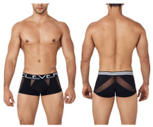 0265 Clever Men's Private Latin Trunks Color Black
