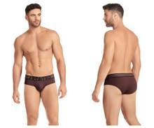 41963 Hawai Men's Briefs Color Mahogany