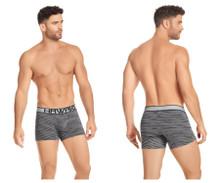 41972 Hawai Men's Boxer Briefs Color Gray