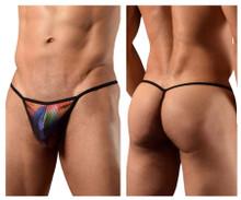 1300-PHX Doreanse Men's Disco Thong Color Phoenix