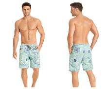 51903 Hawai Swim Trunks Color Blue