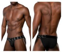 1313-BLK Doreanse Men's Ribbed Micro-Modal Bikini Color Black
