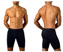 1792-NVY Doreanse Men's Athletic Boxer Briefs Color Navy