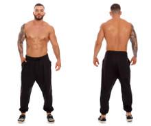 1293 JOR Cancun Athletic Pants Color Black