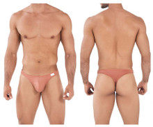 0370 Clever Men's Turn Thong Color Ochre