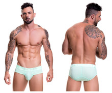 0118* JOR Men's Mediterraneo Briefs Color Green