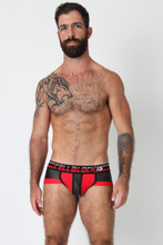 CellBlock 13 Velocity Trunk Color Red