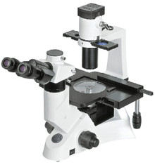 3032 with Accu-scope Attachable Mechanical Stage shown
