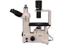 Meiji Techno TC-5200 Trinocular Inverted Brightfield Biological Microscope