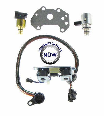 1996-99 Dodge 42RE 44RE 46RE 47RE solenoid sets, buy at transpartsnow.com