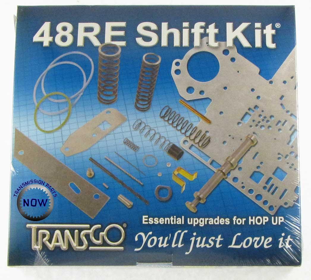 TransGo Shift Kit SK 48RE Diesel/V10 - Transmission Parts Now
