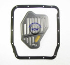 1992-1995 2WD filter kit. Kit includes pan gasket and filter. Fits AODE 4R70W