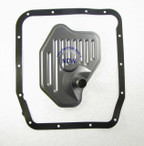 1996 -up AODE 4R70 Filter kit with pan gasket. Free shipping to the US.