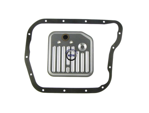 Dodge / Jeep 46RE / 47RE / 48RE transmission filter and gasket kit.