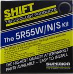 K5R55W/N/S Superior shift correction kit. 5R55W / S transmission upgrades.