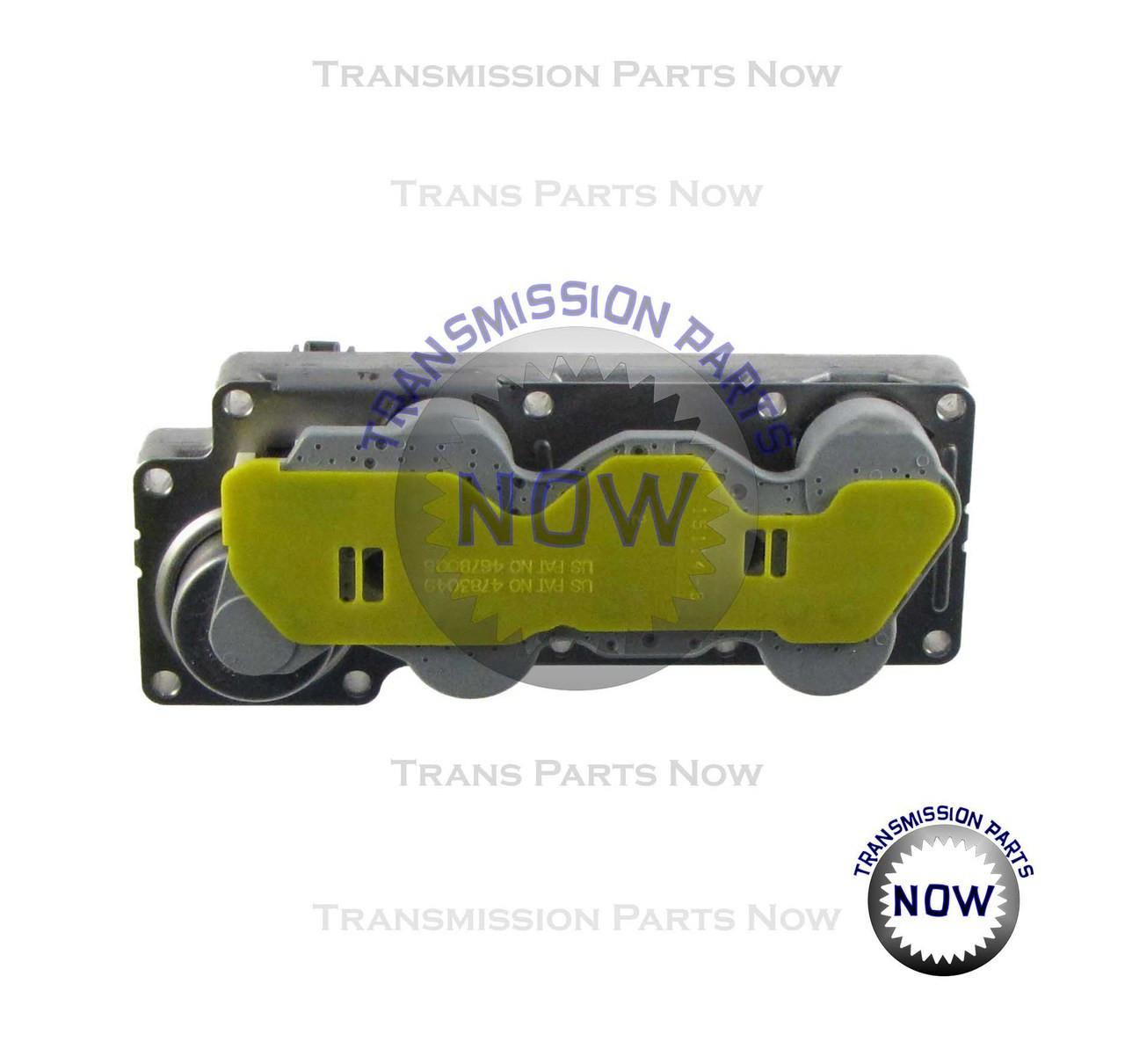 2001 f350 transmission solenoid