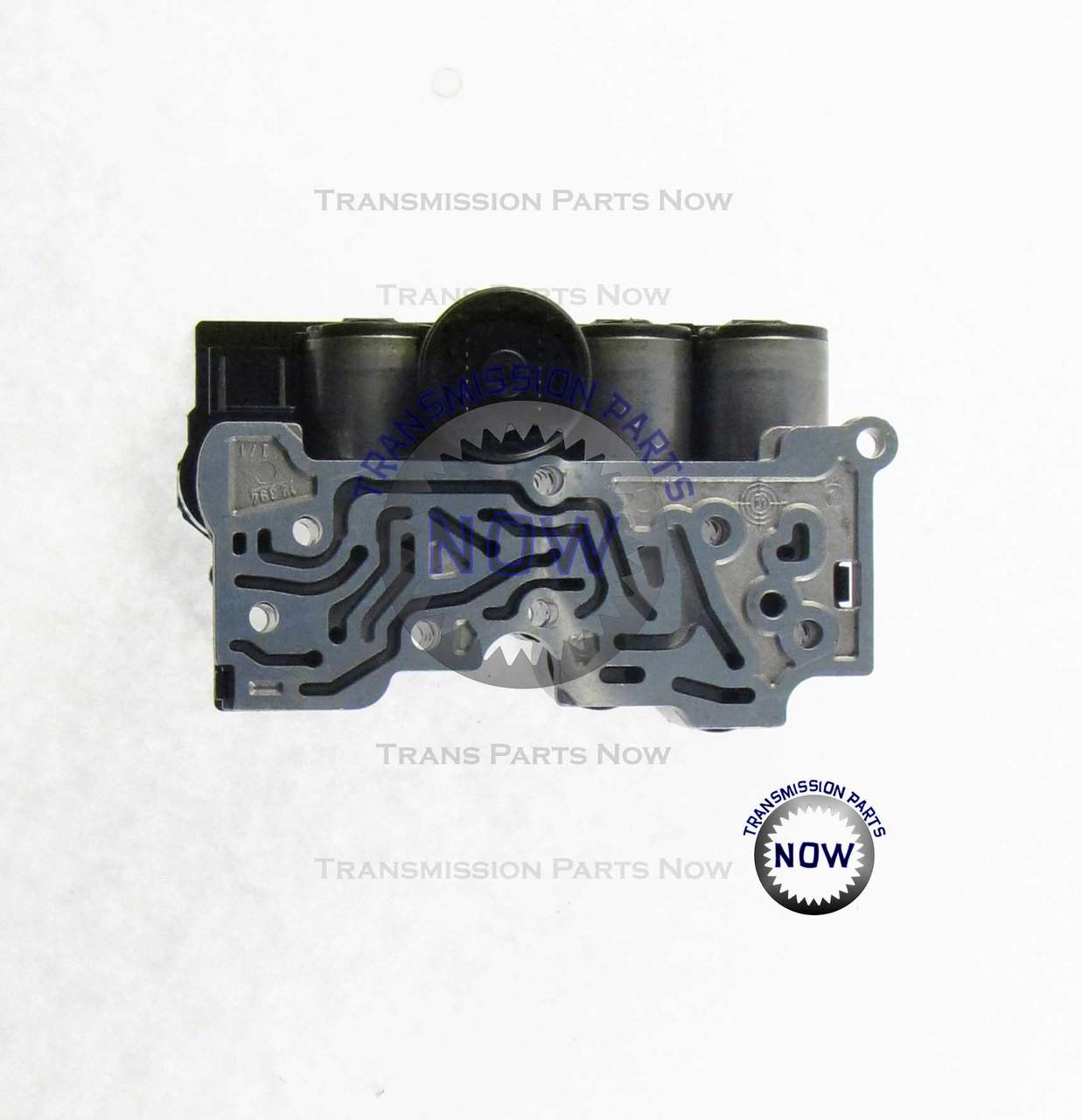 Quality Rebuilt 5R55N Solenoid Pack TransPartsNow
