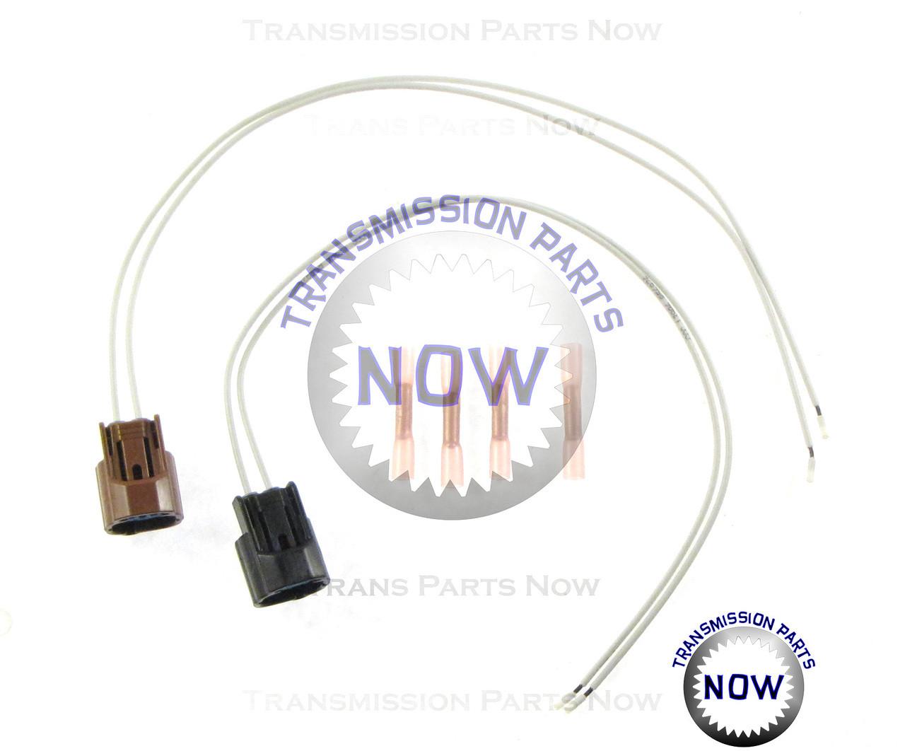 Connector Repair Kit Dual Linear Honda Solenoids 91859UVC