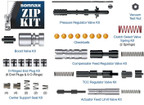 6L45 6L80 6L90 Sonnax Zip kit, Shift kit, 2500 3500 1500 Tahoe Yukon Silverado Cadillac BMW Heavy duty, Performance, upgrades