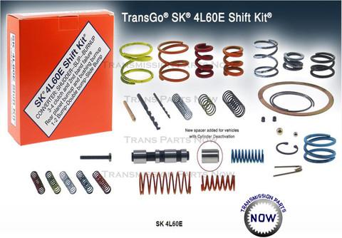 SK 4L603 TransGo Shift kit, 1993 -2010, Tahoe, Yukon, Silverado, Sierra, Astro, Camaro, Impala, Hot Rods