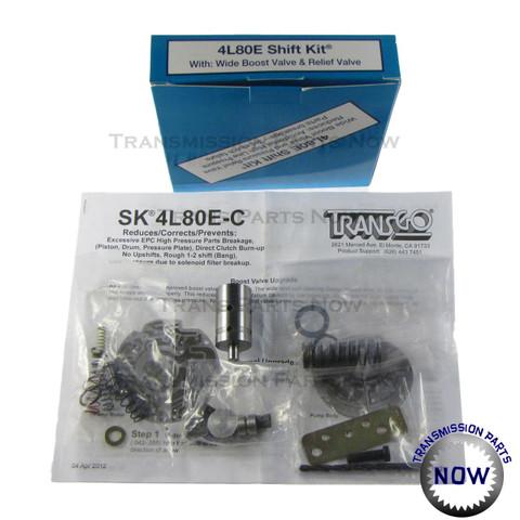 TransGo 5R55W Shift Kit - Transmission Parts Now