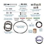 Ford transmission parts, Valve body kits, 4R100 upgrades, F150, F250, F350, Bronco, E250, E350, HP-4R100-01, Sonnax, Sonnax, Kits, Shift Kits, Sure Cure.