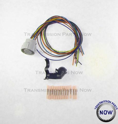 34445EK, Wiring harness repair, Chevy truck connector, Rostra Wiring, 4l80, 4L80E, wiring kits, wiring repairs, valve bodies, solenoids