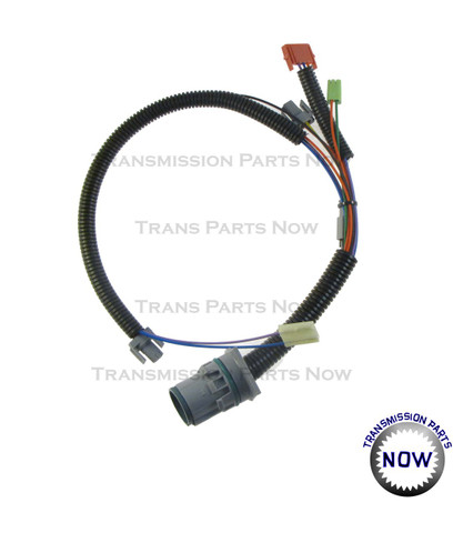 4L80, 4l80E, Internal wiring harness, solenoids, valve body, Chevy truck, Express van, Wiring, connector