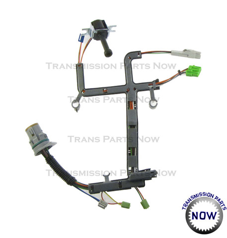 4L60E / 4L65E / 4L70E/ Internal wiring harness, Rostra 350-0152, 51869T, 74425NF, 24237980, Lock-up solenoid, Wiring repair, GM, GMC, Chevy