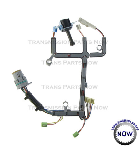 Our # 51869P, OE # 24234121, Transtar # 74425NE, Rostra # 350-0078, Rostra Internal Wiring Harness With TCC solenoid 2006- 2008 Fits with ISS speed sensor only, Made In THE USA, Fits 4L60E / 4L65E / 4L70E with input speed sensor on stator.