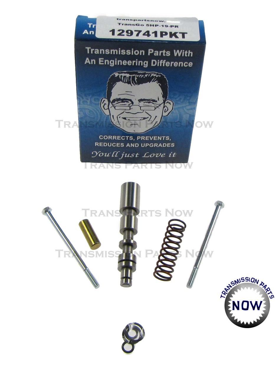 Pressure Regulator Valve Repair Transgo ZF5HP19 ZF5-19-PR