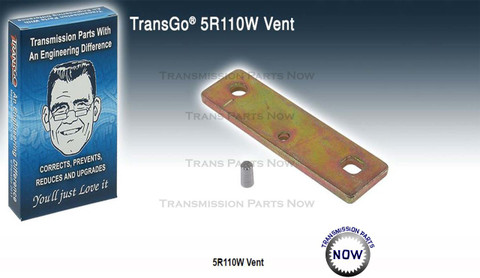 Transtar # T16507RK, WIT # A136507B-6, Natpro # K38948, Transmax # TMX278-6205, Transgo # 5R110W-VENT, Our # 16507RKT, 5R110w vent repair kit. Prevent oil from leaking out the vent.