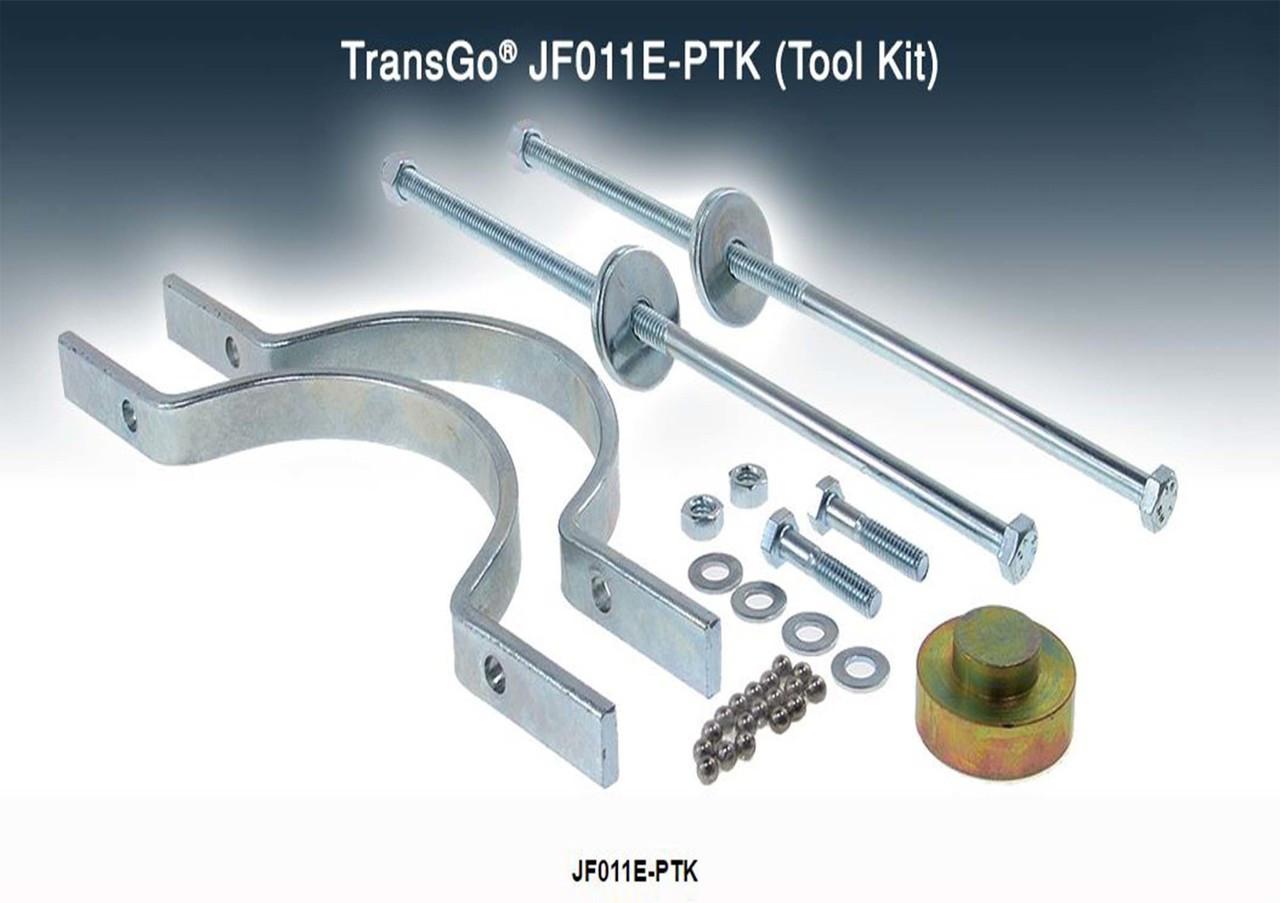 jatco cvt pulley tool transgo jf011e jf011e-ptk